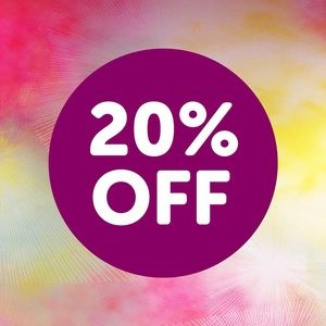 20% Off Bundles of 2+ Items